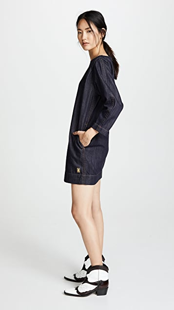 Marc Jacobs Denim Dress