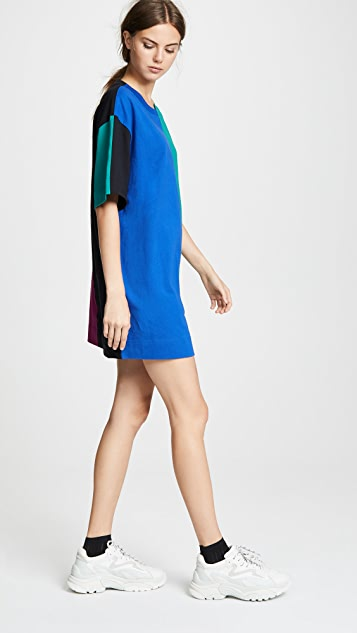 The Marc Jacobs Colorblock Dress