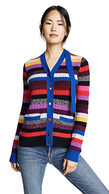 Marc Jacobs V Neck Cashmere Cardigan