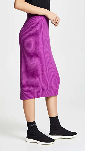 Marc Jacobs Skirt with Back Slit