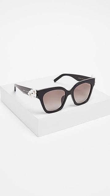 Marc Jacobs Солнцезащитные очки Daisy