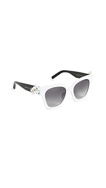 Marc Jacobs Daisy Sunglasses