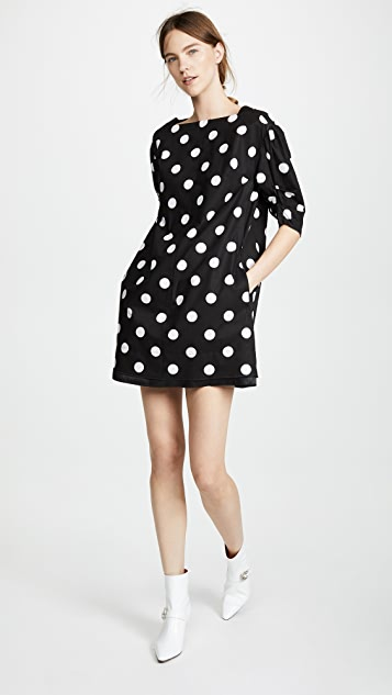 Marc Jacobs Polka Dot Mini Dress