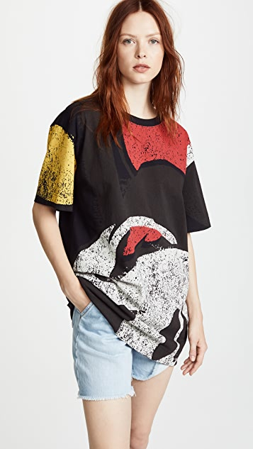 Marc Jacobs x Disney Short Sleeve Mickey Dress