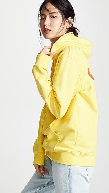 Marc Jacobs Ava Nirui x Marc Jacobs 连帽上衣