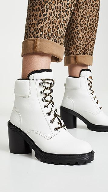Marc Jacobs Походные ботинки Crosby