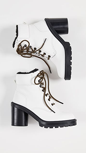 The Marc Jacobs Crosby Hiking Boots