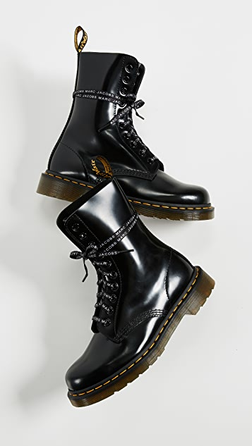 The Marc Jacobs x Dr. Marten Boots