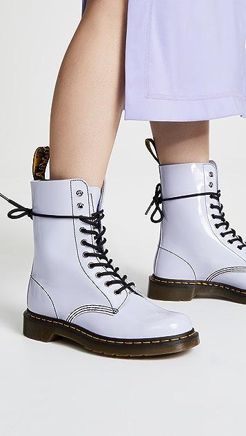 Marc Jacobs x Dr. Martens Boots - Lavender