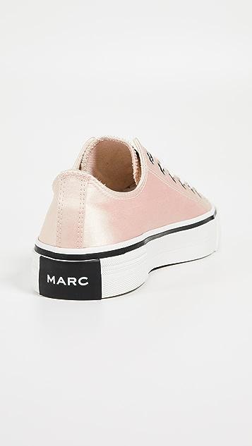 Marc Jacobs Кроссовки с низким берцем в стиле гранж