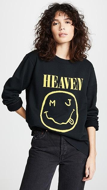 The Marc Jacobs Redux Grunge Bootleg Sweatshirt