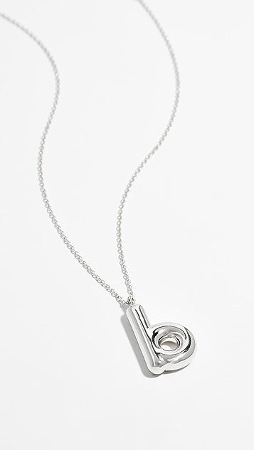 Marc Jacobs Bubbly Pendant Necklace