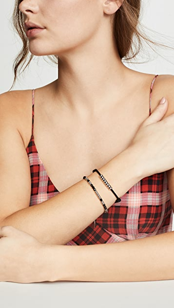 The Marc Jacobs Redux Grunge Bracelet Set