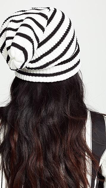 Marc Jacobs Шляпа в неровную полоску
