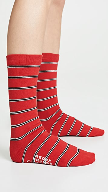 Marc Jacobs The Grunge Socks