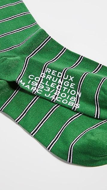 Marc Jacobs The Grunge Socks