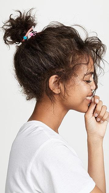 Marc Jacobs Набор резинок для волос Love