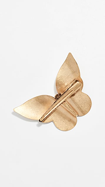 Marc Jacobs Butterfly Hair Clip