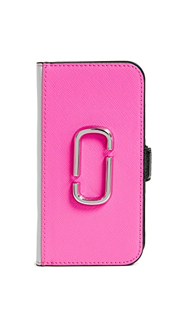 The Marc Jacobs Double J Folio iPhone 8 Case