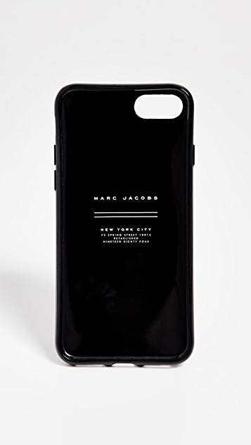 Marc Jacobs Logo iPhone 8 Case