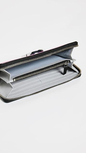 Marc Jacobs Стандартный универсальный кошелек Snapshot