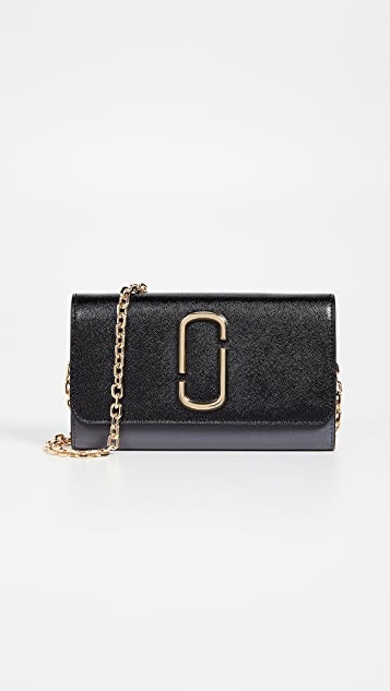 Marc Jacobs Snapshot On Chain Wallet