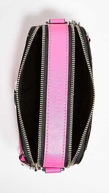 Marc Jacobs Snapshot Fluro Camera Bag