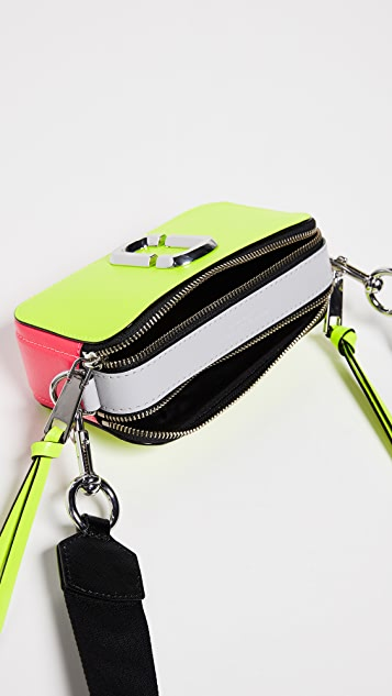 Marc Jacobs Snapshot Fluro Camera Bag