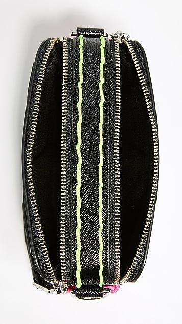 Marc Jacobs Сумка для фотоаппарата Snapshot с обметочными швами