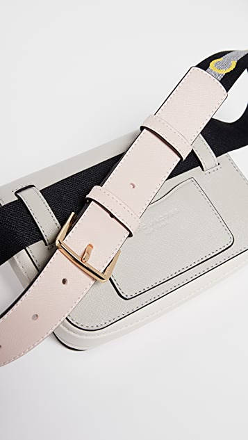 Marc Jacobs XS/S Hip Shot Marc Jacobs Convertible Belt Bag