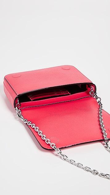Marc Jacobs XS/S Hip Shot Fluoro Convertible Belt Bag