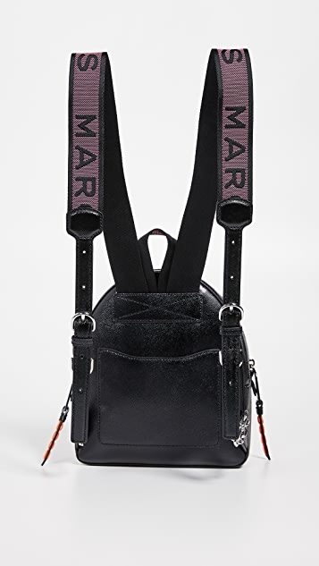 The Marc Jacobs Pack Shot Whipstitches Backpack