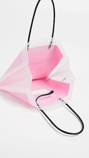 Marc Jacobs Объемная сумка с короткими ручками в стиле гранж
