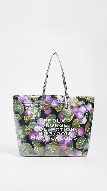 Marc Jacobs Объемная сумка с короткими ручками EW в стиле гранж