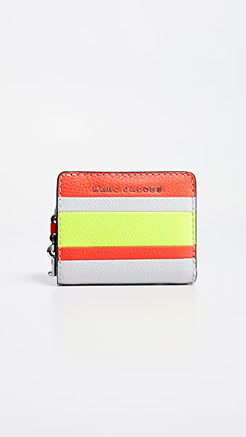 The Marc Jacobs The Grind Mini Compact Wallet