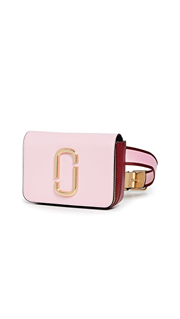 The Marc Jacobs XS / S Hip Shot Convertible Belt Bag