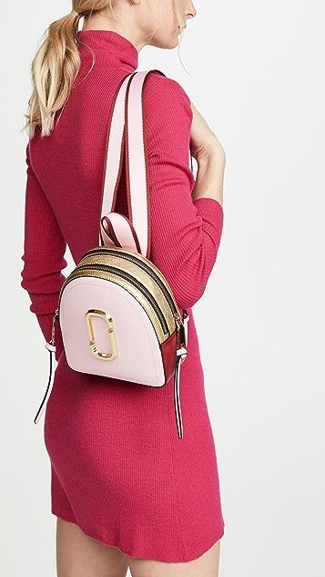 Marc Jacobs Mini Pack Shot Backpack