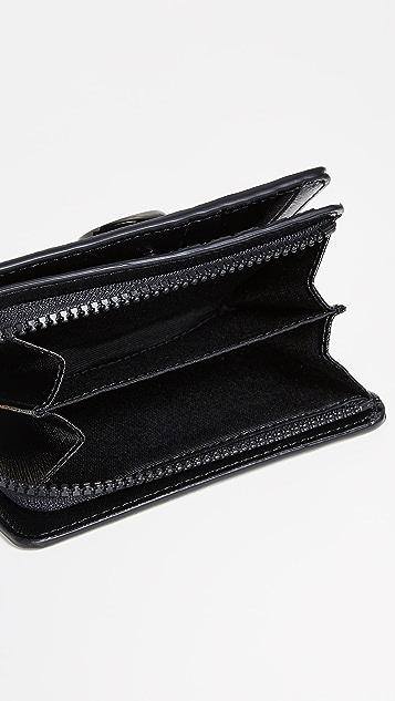 The Marc Jacobs Snapshot 紧凑钱包