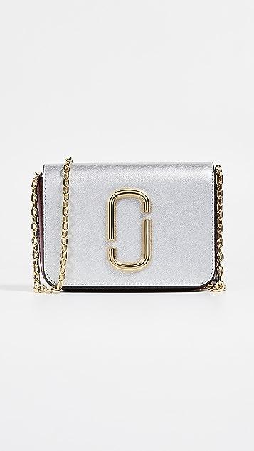 Marc Jacobs M/L Hip Shot Convertible Belt Bag