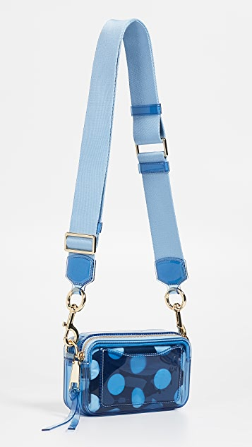 The Marc Jacobs The Jelly Snapshot Camera Bag