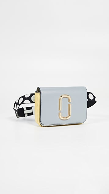 Marc Jacobs Xs S Hip Shot Belt Bag
