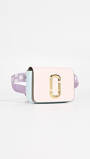 Marc Jacobs M/L Hip Shot Belt Bag