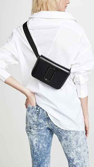 Marc Jacobs M/L Hip Shot DTM Belt Bag