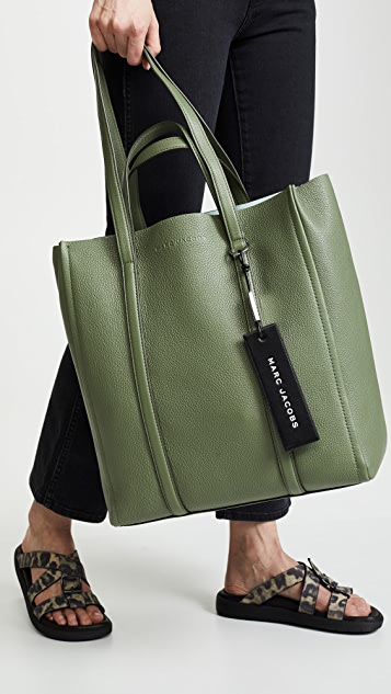 Marc Jacobs Объемная сумка с короткими ручками Tag 31