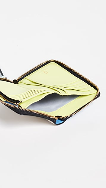Marc Jacobs Маленький стандартный кошелек Snapshot