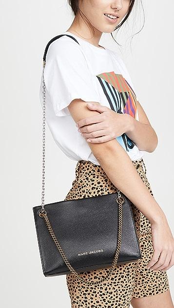 Marc Jacobs 双链 27 手提袋