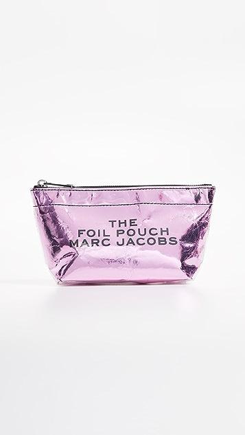 Marc Jacobs Большая трапециевидная косметичка