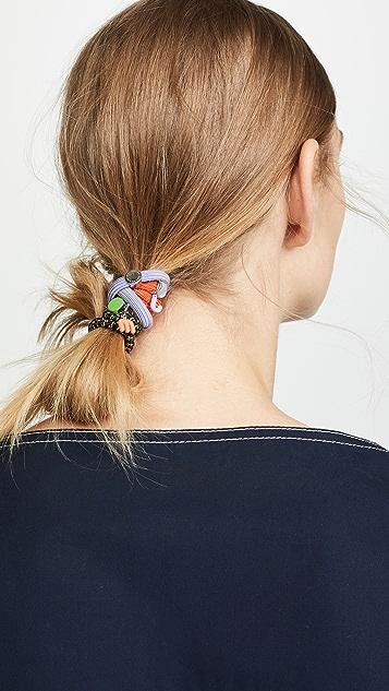 Marc Jacobs Набор резинок для волос MJ