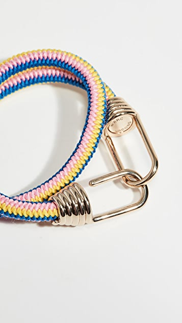 The Marc Jacobs Sporty Hook Bracelet