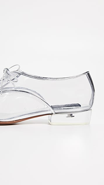 Marc Jacobs Lace Up Oxfords